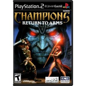 بازی Champions: Return to Arms برای PS2