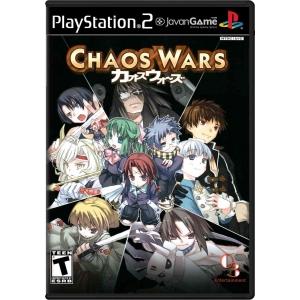 بازی Chaos Wars برای PS2