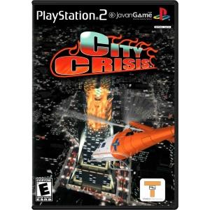 بازی City Crisis برای PS2