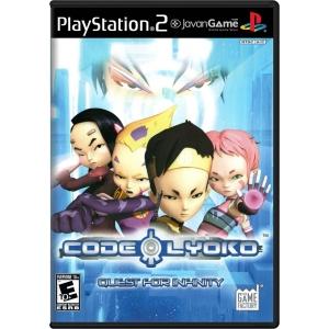 بازی Code Lyoko - Quest for Infinity برای PS2