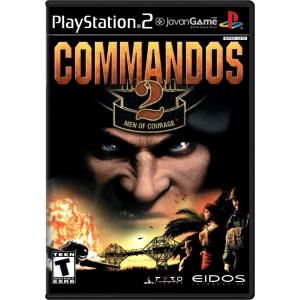 بازی Commandos 2 - Men of Courage برای PS2