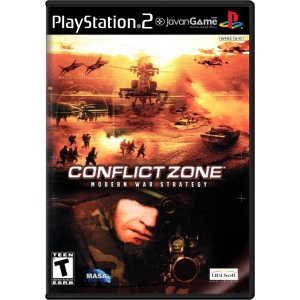 بازی Conflict Zone - Modern War Strategy برای PS2