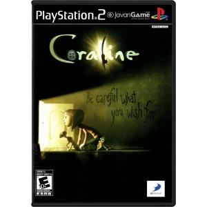 بازی Coraline برای PS2