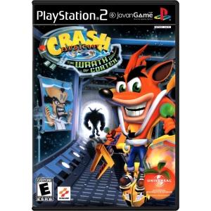 بازی Crash Bandicoot - The Wrath of Cortex برای PS2