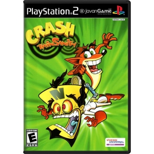بازی Crash Twinsanity برای PS2