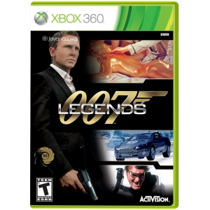بازی 007 Legends برای XBOX 360