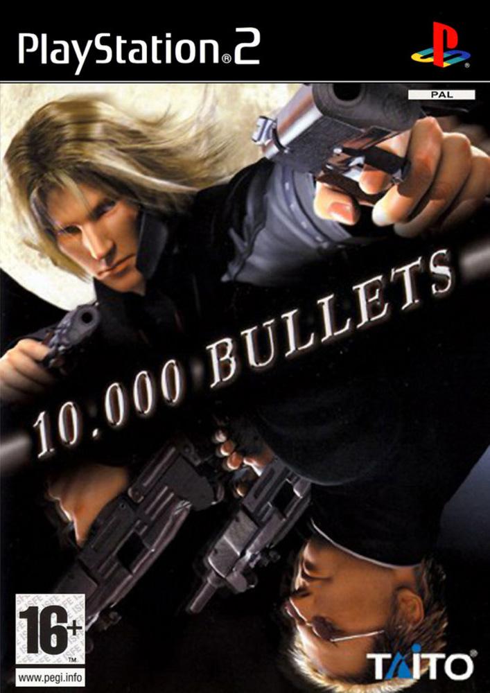 بازی 10,000 Bullets برای PS2