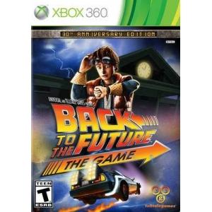 بازی Back to the Future The Game برای XBOX 360