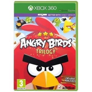 بازی Angry Birds Trilogy برای XBOX 360
