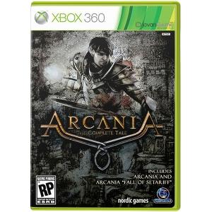 بازی Arcania: The Complete Tale برای XBOX 360