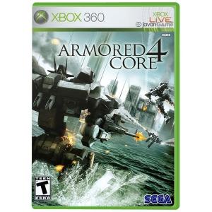بازی Armored Core 4 برای XBOX 360