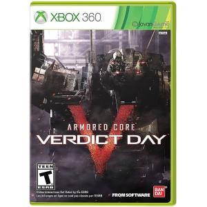بازی Armored Core Verdict Day برای XBOX 360