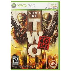 بازی Army of Two the 40th Day برای XBOX 360