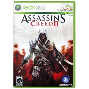 بازی Assassin's Creed II برای XBOX 360