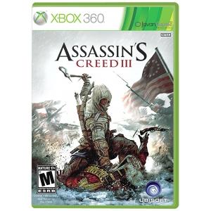 بازی Assassin's Creed III برای XBOX 360