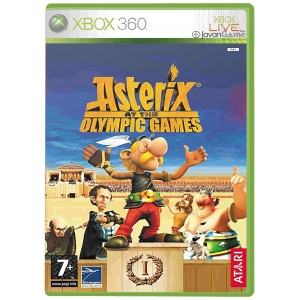 بازی Asterix at the Olympic Games برای XBOX 360