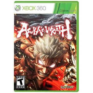 بازی Asura's Wrath برای XBOX 360