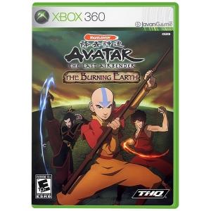 بازی Avatar The Last Airbender برای XBOX 360
