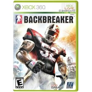 بازی Backbreaker برای XBOX 360