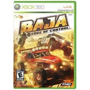 بازی Baja Edge of Control برای XBOX 360