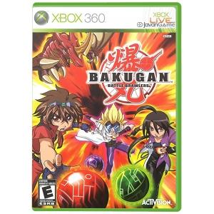 بازی Bakugan Battle Brawlers برای XBOX 360