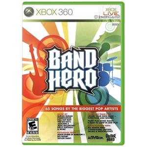 بازی Band Hero برای XBOX 360