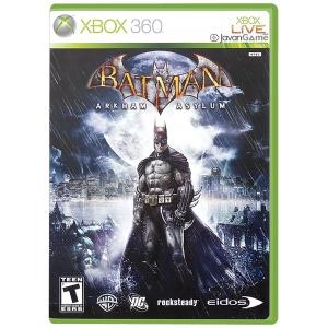 بازی Batman Arkham Asylum برای XBOX 360