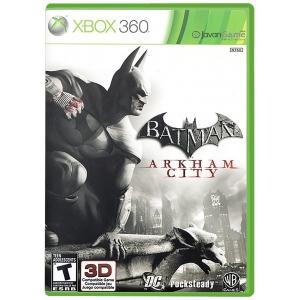 بازی Batman Arkham City برای XBOX 360