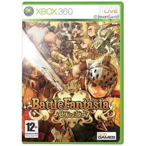 بازی Battle Fantasia برای XBOX 360