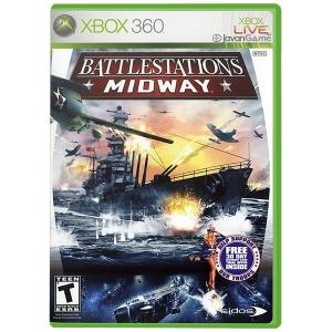 بازی Battlestations Midway برای XBOX 360