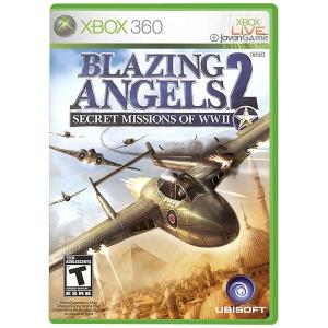 بازی Blazing Angels 2 Secret Missions برای XBOX 360