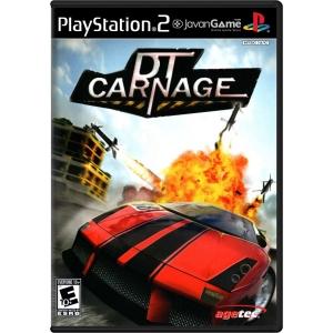 بازی DT Carnage برای PS2