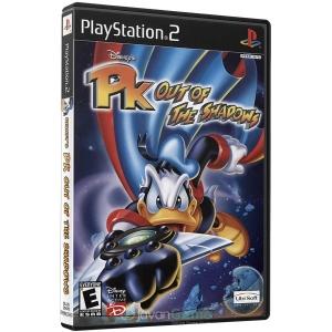 بازی Disney's PK - Out of the Shadows برای PS2