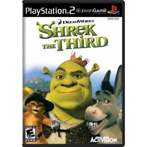 بازی DreamWorks Shrek the Third برای PS2