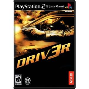 بازی Driv3r برای PS2