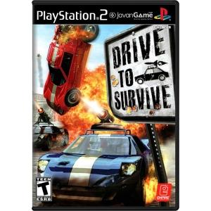 بازی Drive to Survive برای PS2