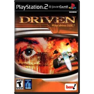 بازی Driven برای PS2