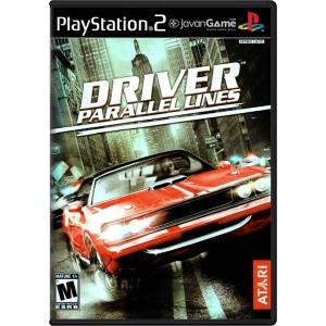بازی Driver - Parallel Lines برای PS2