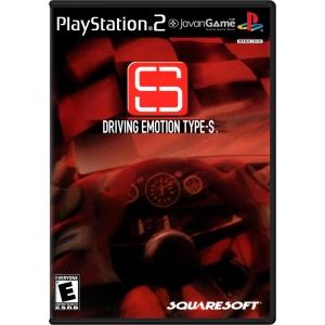 بازی Driving Emotion Type-S برای PS2