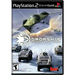 بازی Dropship - United Peace Force برای PS2