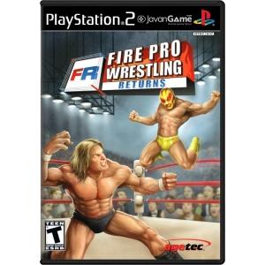 بازی Fire Pro Wrestling Returns برای PS2