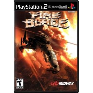 بازی FireBlade برای PS2