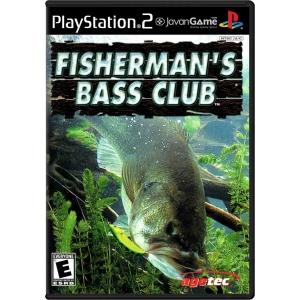 بازی Fisherman's Bass Club برای PS2