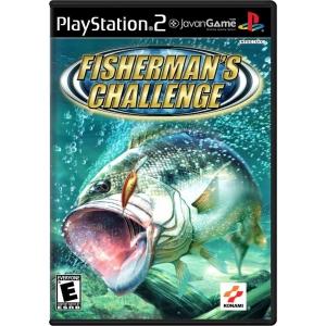 بازی Fisherman's Challenge برای PS2