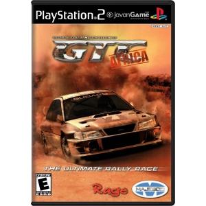 بازی Global Touring Challenge - Africa برای PS2