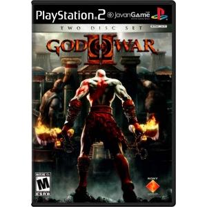 بازی God of War II برای PS2