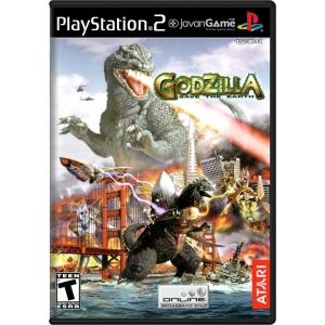 بازی Godzilla - Save the Earth برای PS2