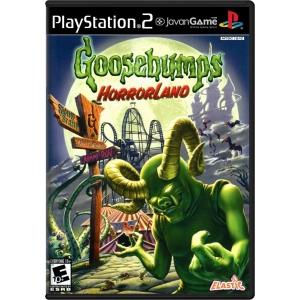بازی Goosebumps HorrorLand برای PS2