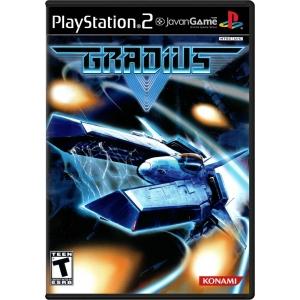 بازی Gradius V برای PS2