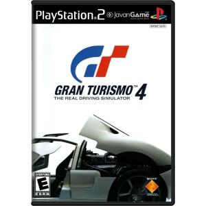 بازی Gran Turismo 4 برای PS2